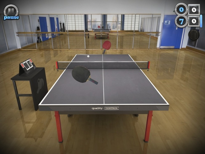 Apps: Reeder 2 2.2, Table Tennis Touch, UltraVisual + Watch_Dogs Companion 1