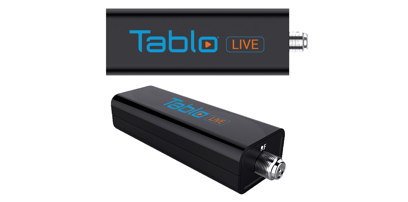 Nuvyyo unveils Tablo LIVE 'Antenna Anywhere' Stick 1