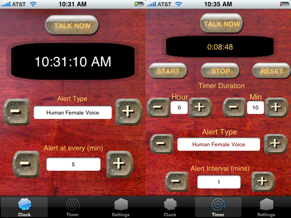 iPhone Gems: 15 Clock Applications, Reviewed 26