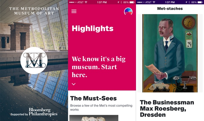 Apps of the Week: The Met, Iconic, Infinity Blade 1.4 + more