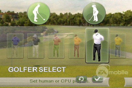 EA Mobile details Tiger Woods PGA Tour for iPhone
