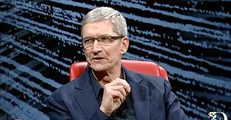 Highlight video of Apple CEO Cook at D10 now available 1