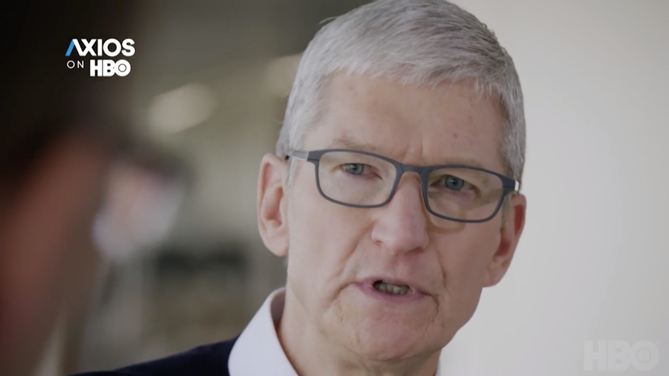 Tim Cook explains Apple's multi-billion search deal with Google in light of privacy concerns