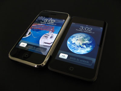 iPod touch Screen Issues After Version 1.1.1 [updated]
