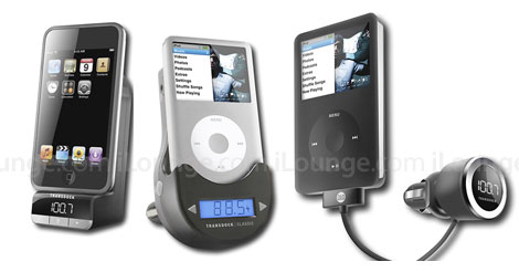 DLO releases 2008 TransDock, Classic, and Micro FM transmitter-chargers [updated]