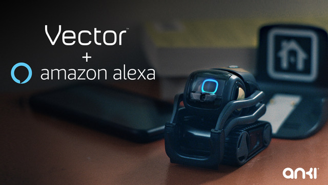 Alexa integration coming to Vector on Dec. 17 along with more interactive features