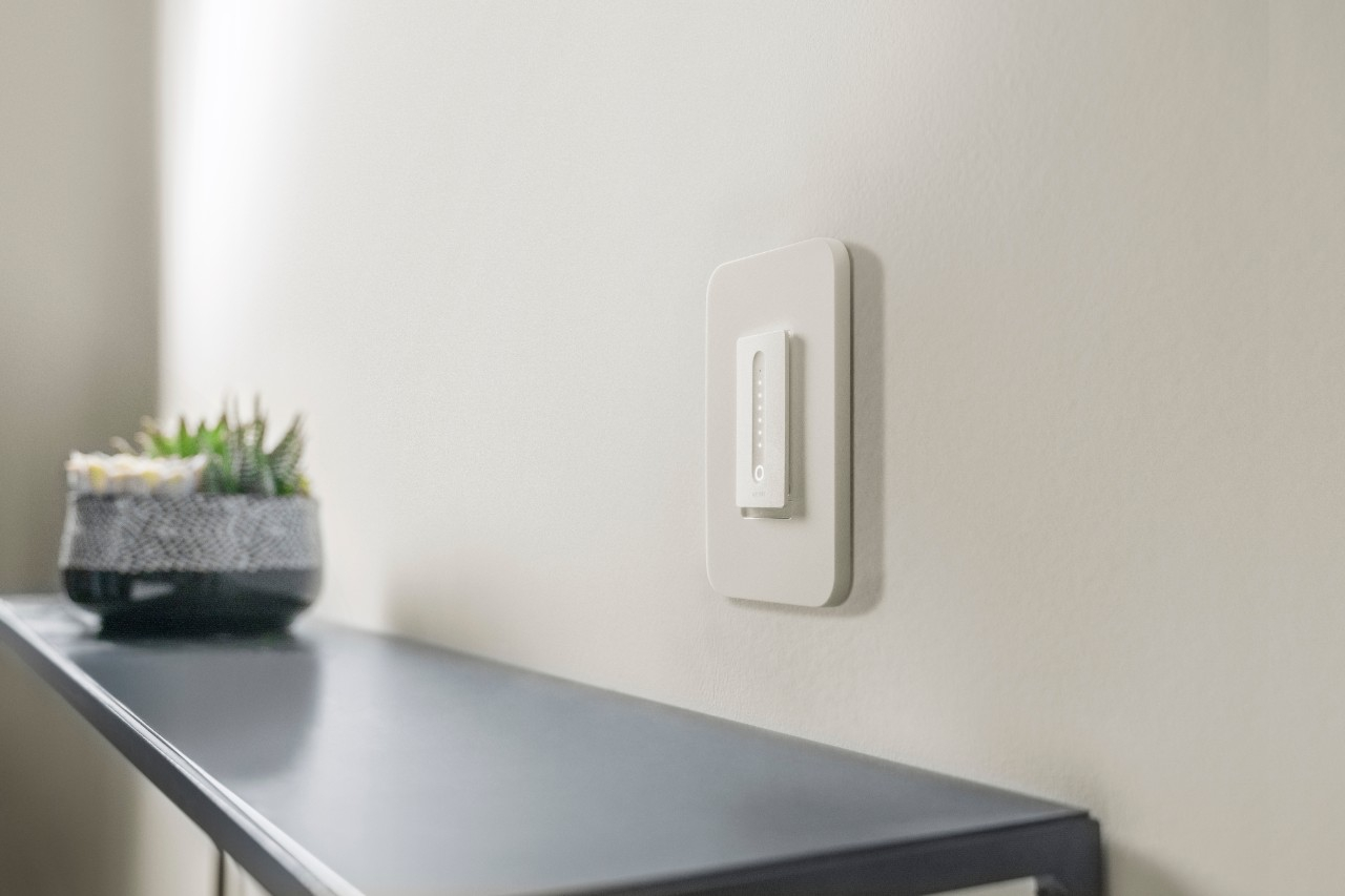 Wemo adds HomeKit support to WiFi Smart Dimmer
