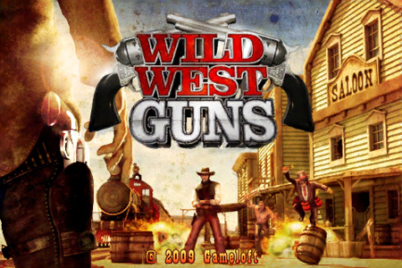 Gameloft previews Wild West Guns for iPhone, iPod touch
