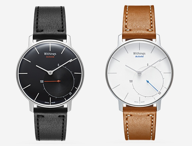Withings unveils Activité fitness tracking watch 1