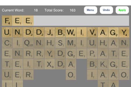 iPhone Gems: Fifteen Word Games, Reviewed 16
