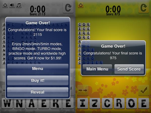 iPhone Gems: Fifteen Word Games, Reviewed 19