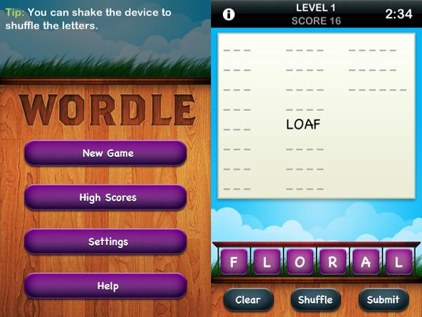 iPhone Gems: Fifteen Word Games, Reviewed 25