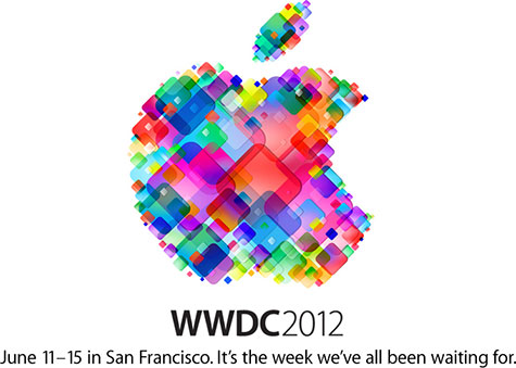 Apple sets dates for WWDC 2012: June 11-15 1